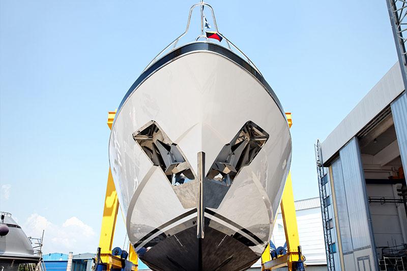 Project Management Yacht International Lymington